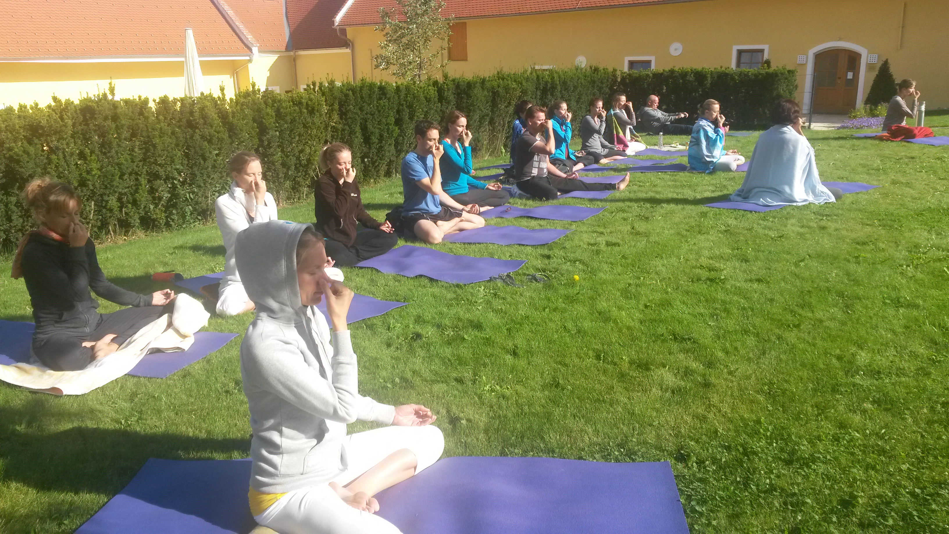 Yoga - Pranayama