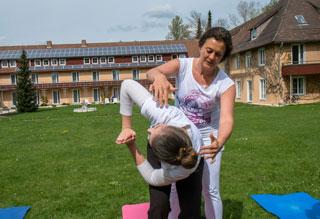 KURS / Ganzheitliches Hatha Yoga & Energetic Healing  / Donnerstag / 1130 Wien