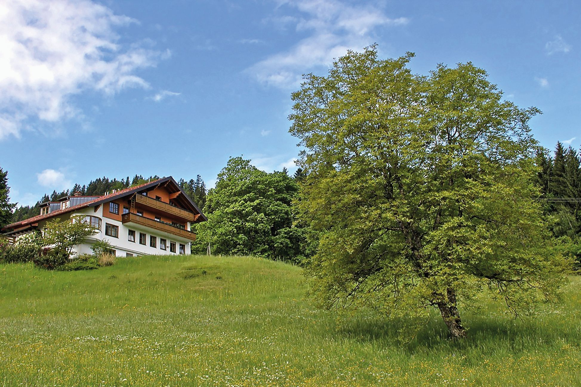 RETREAT KRAFT DER STILLE – ganzheitliches Hatha Yoga & Meditation / Juli 2021 / Mountain Retreat Center – Chiemgau Deutschland