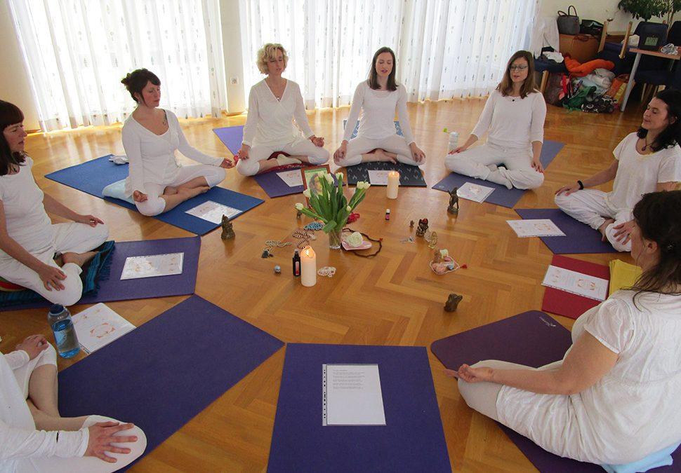 AUSBILDUNG ANANDA Yogalehrerausbildung 500h April 2019 / 1130 Wien